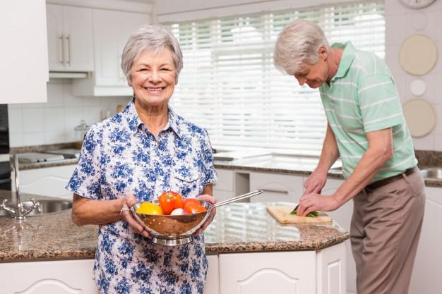 Artigo: Nutrição no Processo de Envelhecimento