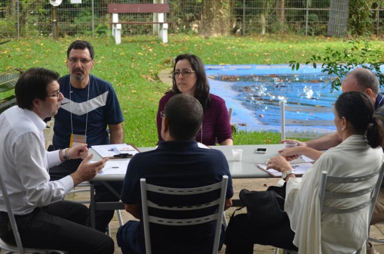 SINDIHOSPA realiza encontro com familiares de moradores de residenciais geriátricos