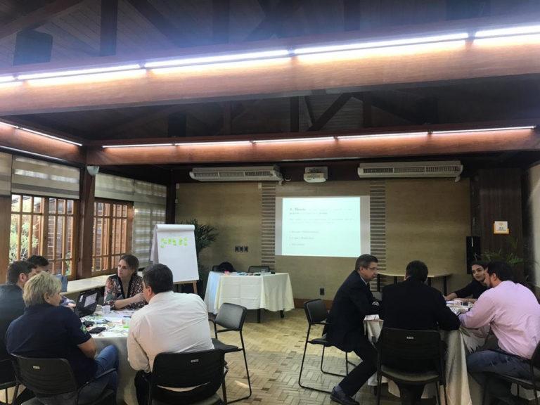 Núcleo de Residenciais Geriátricos discute planejamento estratégico