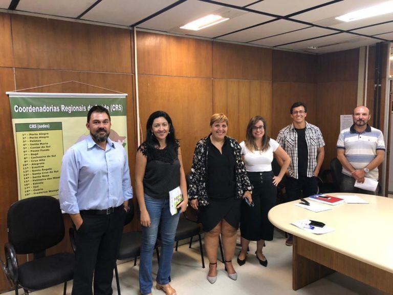 Moderna Idade participa de reunião da Secretaria da Saúde sobre prevenção do coronavírus em idosos